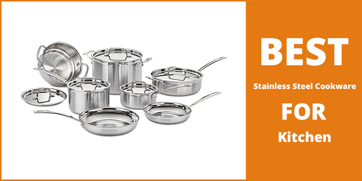 Best Stainless Steel Cookware Set for Kitchen