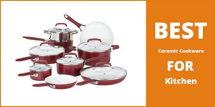 Best Ceramic Cookware Set for Kitchen